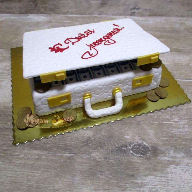 Оригинальный торт на день рождения мужчине