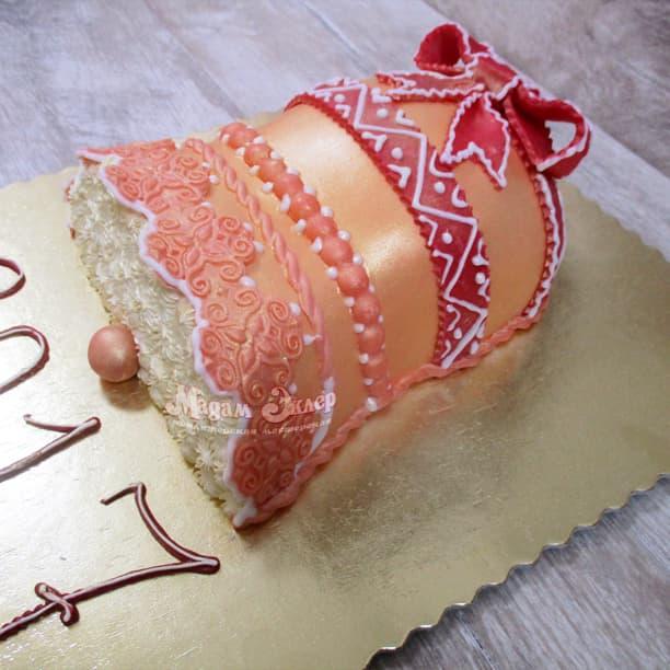 Оформление торта на выпускной