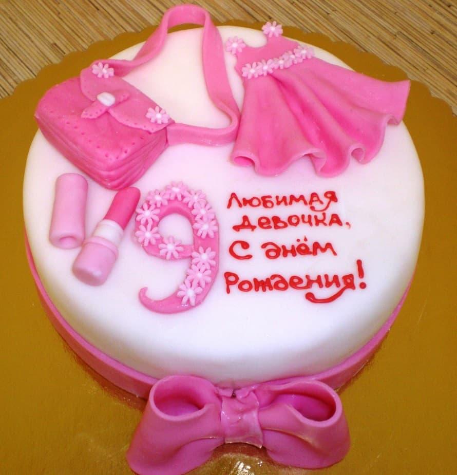Детский торт на день Рождения